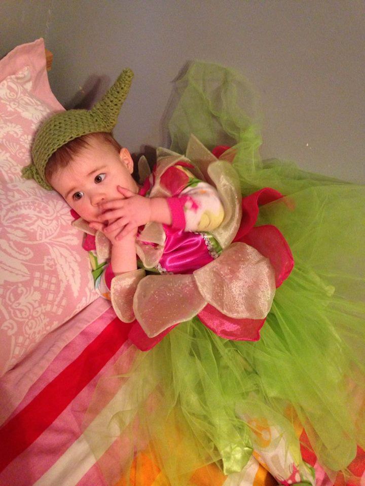 yoda princess lily